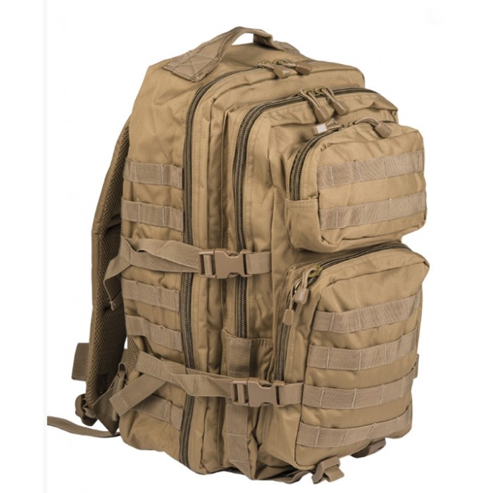 ASSAULT Sturm Large, Coyote, Mil-Tec 36