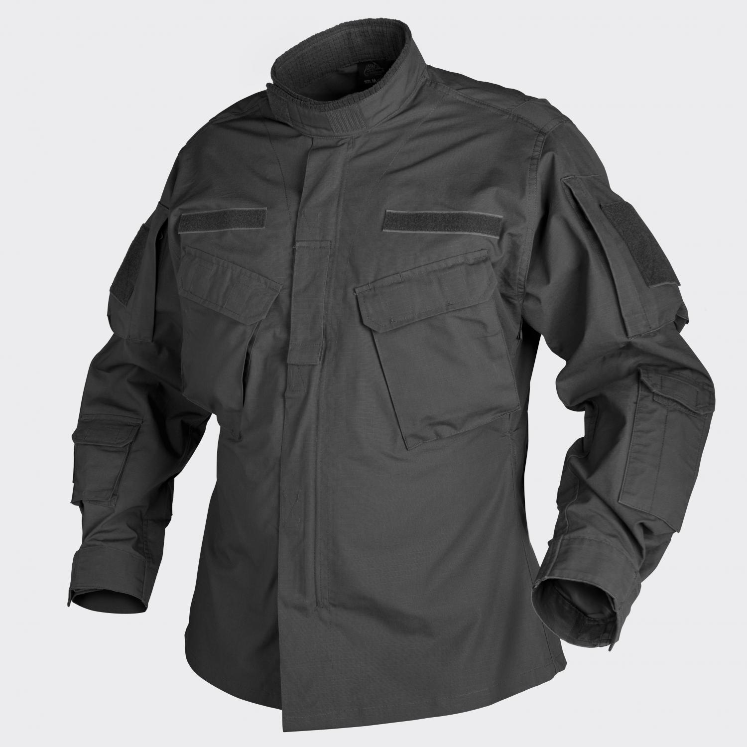 CPU® (Combat Patrol Uniform®)  - PolyCotton Ripstop Black